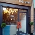 E1 Works Hive Shop Door Handles 2012
