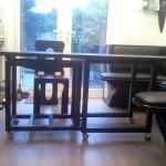E1 Works Kitchen Unit Folding